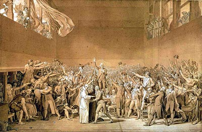 The Historical tour of Paris: The French revolution.