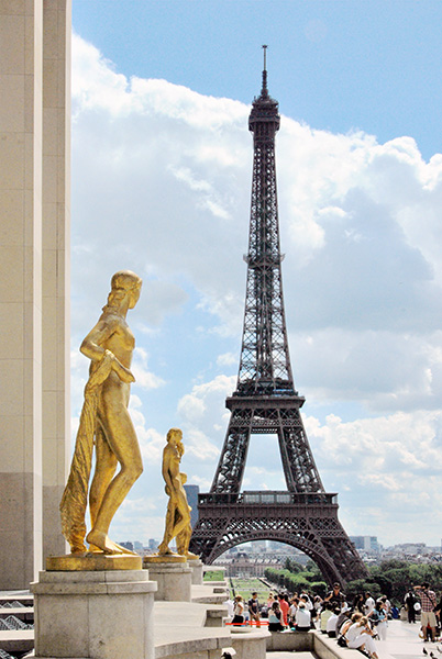 an overview of the eiffel tower in architecture When gustave eiffel's company built paris' most recognizable monument for the 1889 world's fair, many regarded the massive iron structure with skepticism today, the eiffel tower, which .